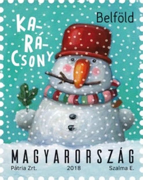 Karácsony 2018, Kép: Magyar Pota