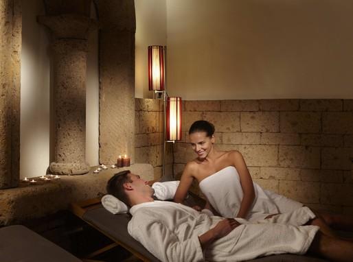 Tepidarium, Kép NaturMed Hotel Carbona