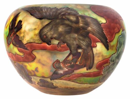 Zsolnay porcelán, Kép: Virág Judit Galéria