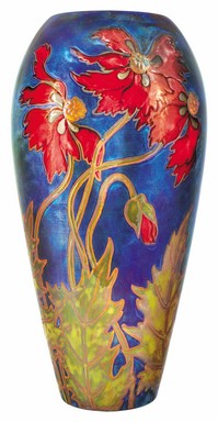 Zsolnay váza, Kép: Virág Judit Galéria