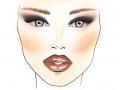 frissesség, füstös szem, smink, szilveszter, trend