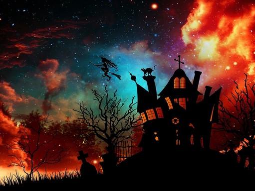 Boszorkányház, Kép: pixabay
