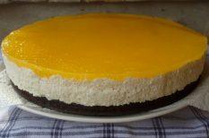 fanta, habfixáló, puding, süti, tejszín, torta, ünnep