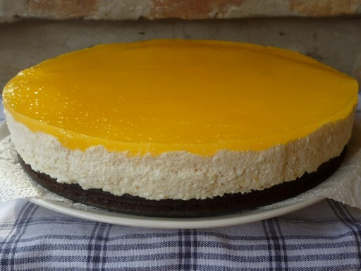 Fanta torta, Kép: Pammer Lívia