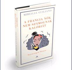 Francia nők nem számolnak, könyvborító, Kép: Athenaeum