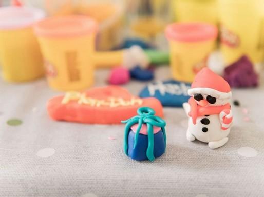 Gyurmafigurák, Kép: Play Doh