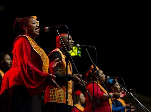 Harlem Gosper Choir, Kép: flickr