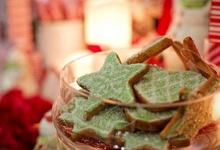 Karácsonyi mézeskalács, Kép: Megyeri Szabolcs