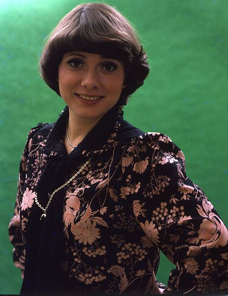 Katona Klári 1978-ban, Kép: wikipedia
