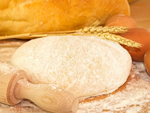 Megkelt kenyér
