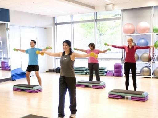 Mozgás, mozgás, mozgás az edzőteremben, Kép: pixnio