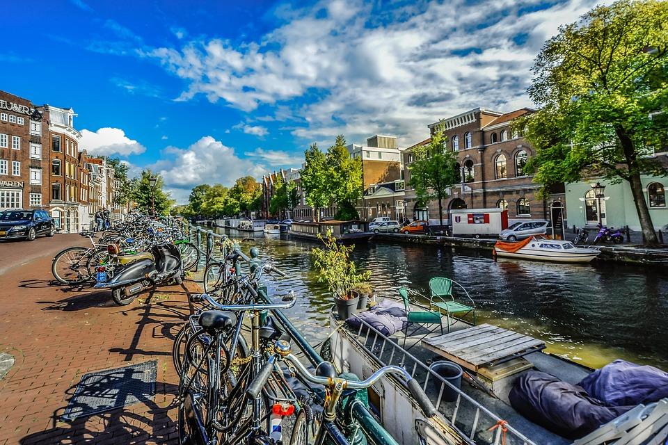 Amszterdam, Kép: pixabay