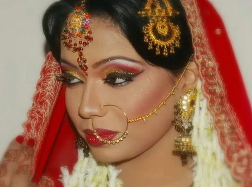 Bangladesi menyasszony, Kép: wikipedia