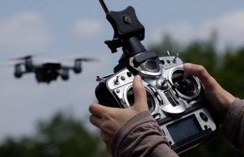 biztonság, drón, felderítő rendszer, repülés