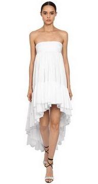 Fehér ruha, Kép: luisaviaroma