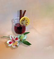 bor, citrom, forralás, szegfűszeg, tea