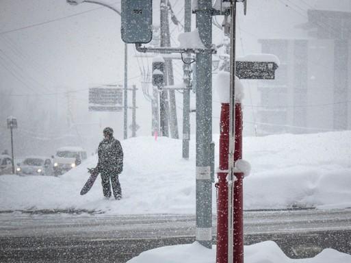 Jeges városi út, Kép: pxhere