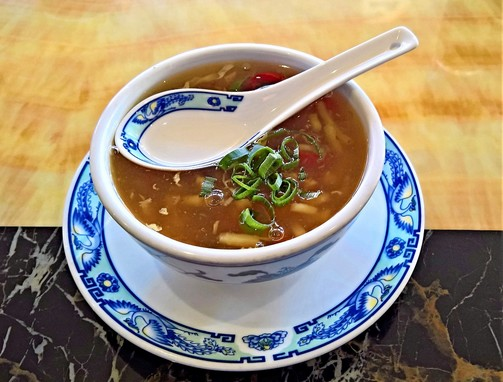 Kínai savanyú erőleves, Kép: pixabay