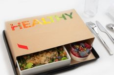 egészséges menü, francia konyha, gasztronómia, repülés, tápláló falatok