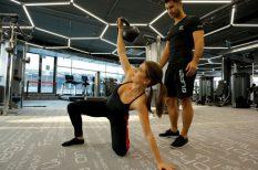 edzés, egészség, életmód, mozgás, óvatosság, sport, újévi fogadalom