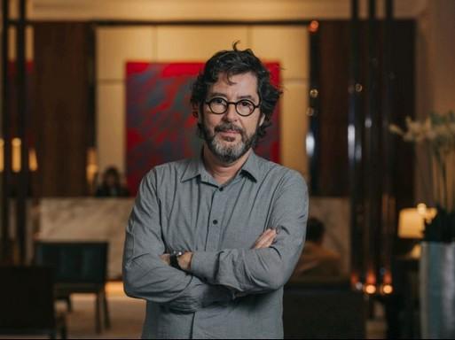 Xavier Bas Baslé katalán grafikus, Kép: furmintphoto