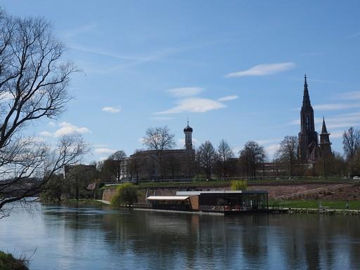 A Duna Ulmnál, Kép: pixabay