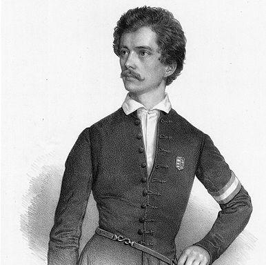 Barabás: Petőfi Sándor, Kép: wikimedia