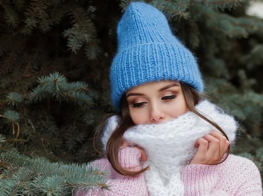 Fázós nő, Kép: pixabay