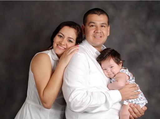 Mosolygó család, Kép: pxhere