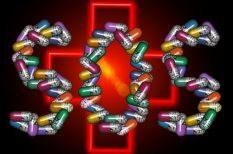 antibiotikum, gyógyítás, homeopátia, természet, új kórokozók, veszély