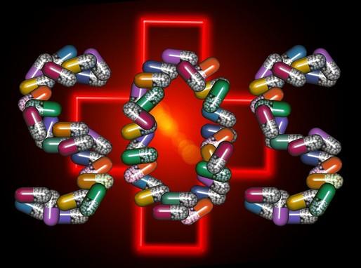 SOS-gyógyszerek, Kép: pixabay