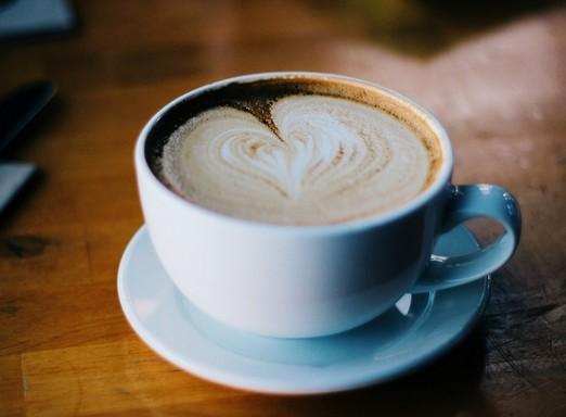 Szív a tejhabon, Kép: pixabay