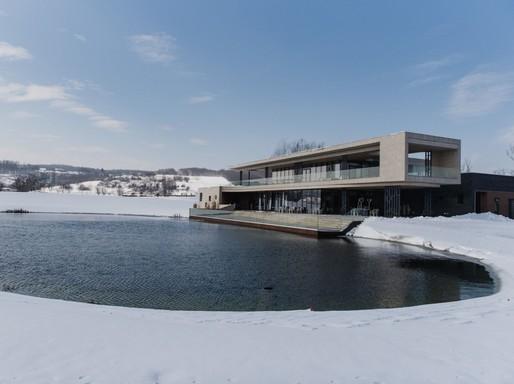 Zala Springs hóban, Kép: sajtóanyag