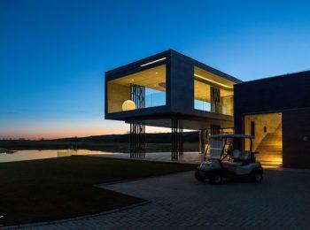 életérzés, építészet, fürdőház, golfpálya, luxus, művészet, újdonság, Zala Springs