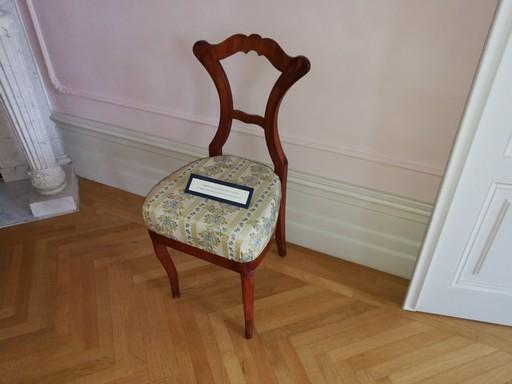 A szék, Kép: László Márta