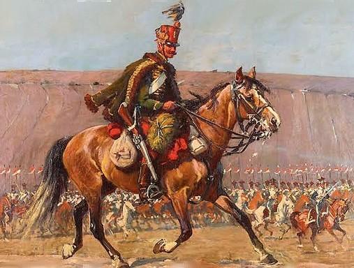 Huszár az erdélyi panoráma, Kép: wikipedia