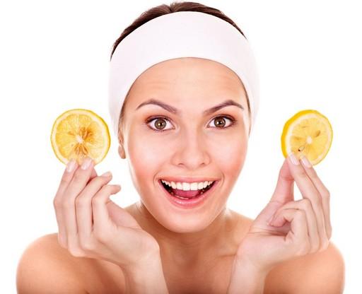 Kozmetika, lány narancsok, Kép: Kaviczky