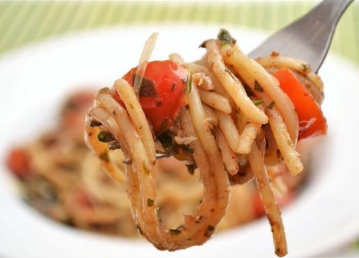 Kurvák spagettije, Kép: Steffel Csaba