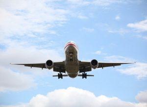Repülőgép, utasszállító, Kép: pixabay