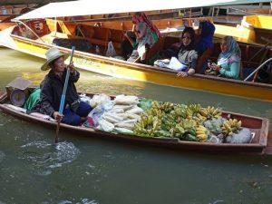 Úszó piacok, Kép: Damnoen Saduak Ázsiaspecialista