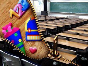 Iskolakezdés, Kép: pixabay