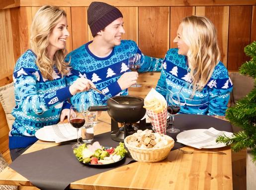 Karácsonyi pulcsik, Kép: KLM