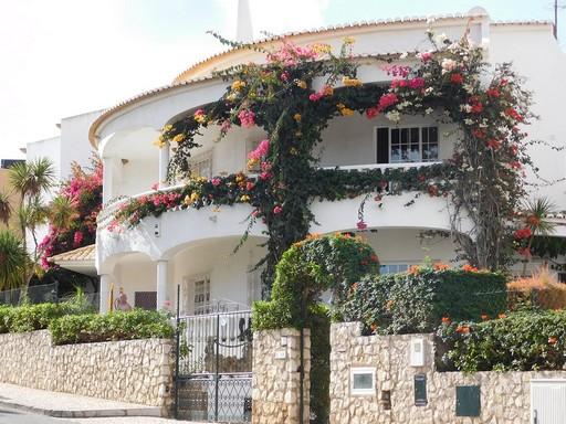 Szép, mediterrán ház: Kép: pixabay