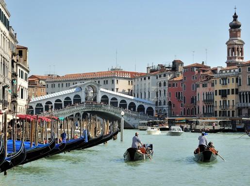 Velence, Rialto, Kép: wikimedia