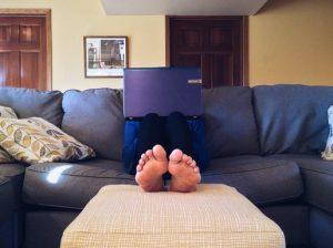 Y-generáció lakásban, Kép: pexels