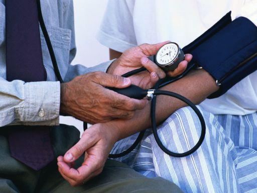 Vérnyomásmérés, Kép: wikim