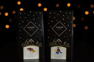 Demeter Chocolate, Kép: Demeter Chocolate