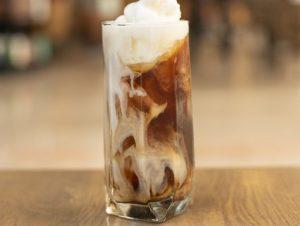 Gyömbéres jegeskávé, Kép: Starbucks