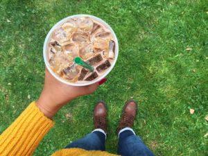 Ice-Coffee, Kép: Starbucks