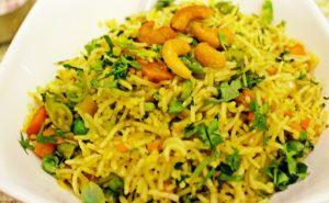 Indiai fűszeres rizs, Kép: wikimedia